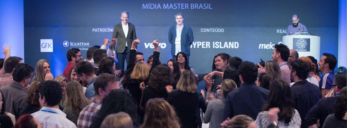 Mídia Master Brasil 2016